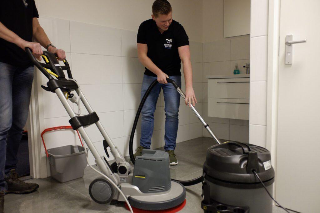 schoonmaakbedrijf voor particulieren