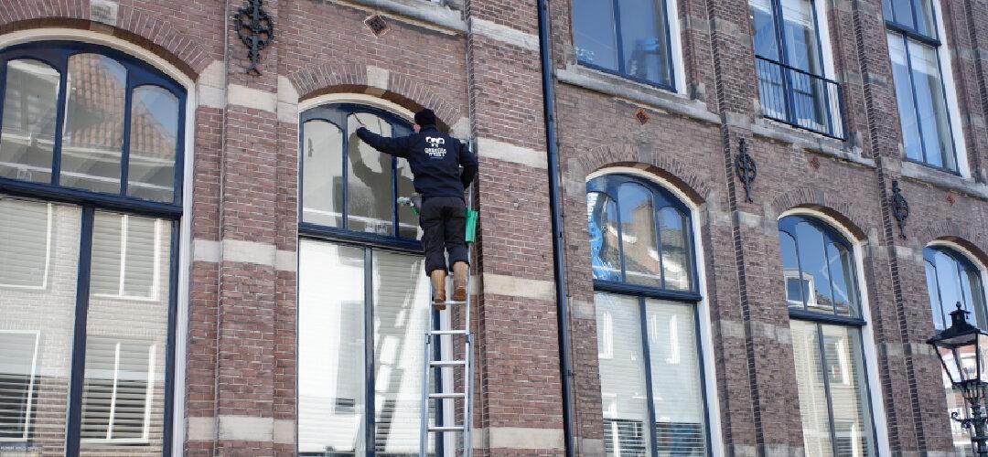 Glasbewassing in Zwolle, Hoogeveen en Meppel